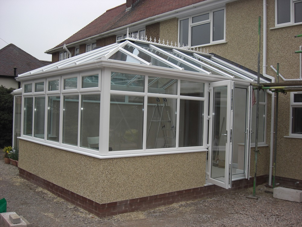 New Build Conservatory Image