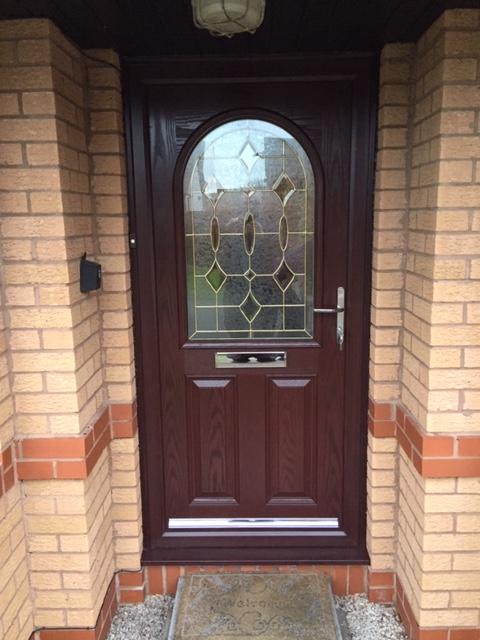Composite Door image North Wales
