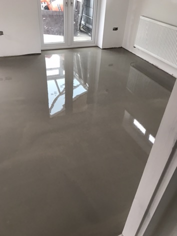 Self Levelled floor image